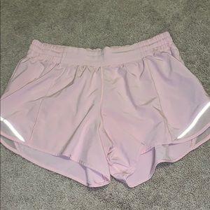 Lululemon Hotta Hot Shorts